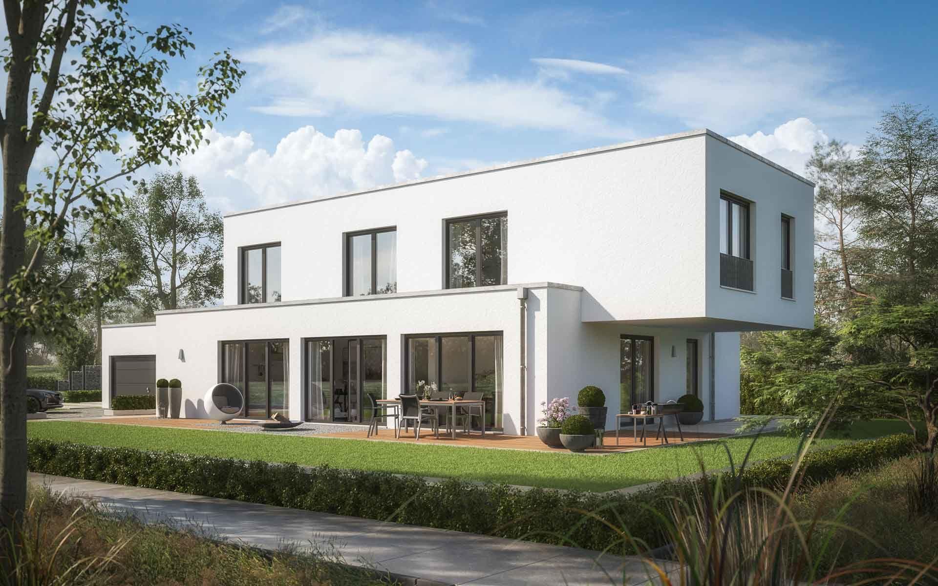 MKM - Schlüsselfertiges Massivhaus in hochwertiger Qualität